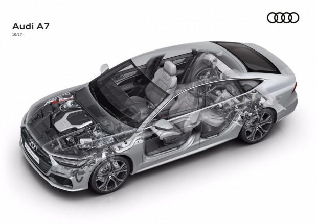 Audi, yeni A7 Sportback'i tanıttı - Page 1