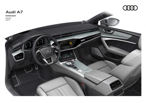 Audi, yeni A7 Sportback'i tanıttı - Page 2