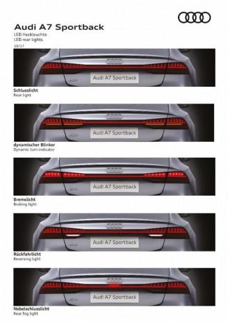 Audi, yeni A7 Sportback'i tanıttı - Page 4