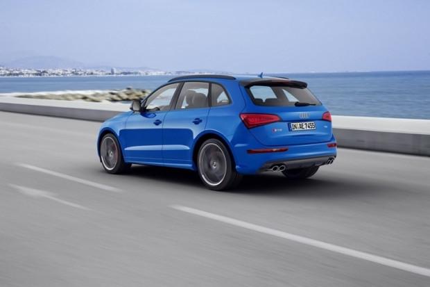 Audi yeni Q5 ilk görüntüleri - Page 1