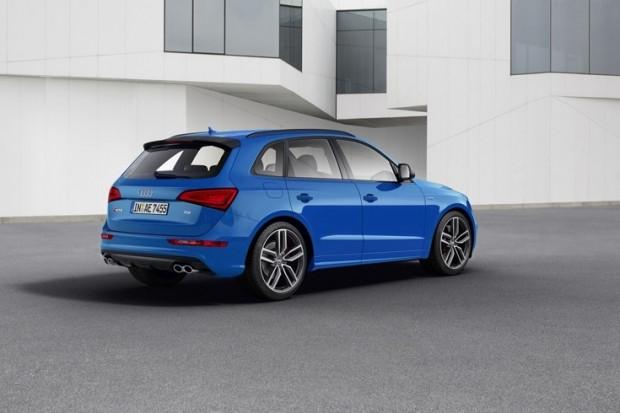 Audi yeni Q5 ilk görüntüleri - Page 3