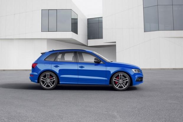 Audi yeni Q5 ilk görüntüleri - Page 4