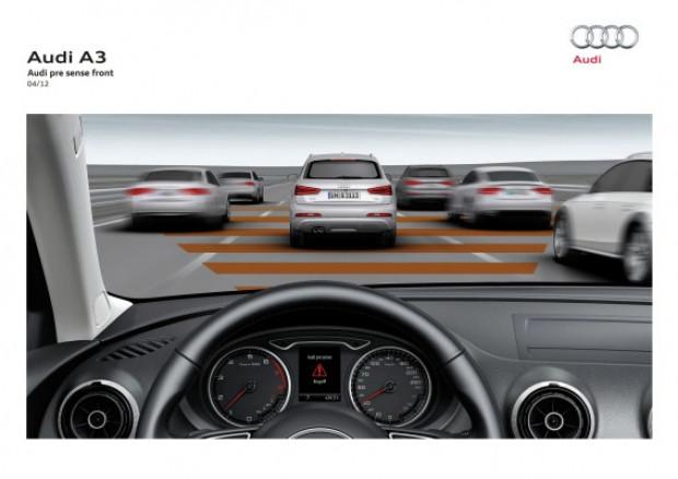 Audi'nin self-driving RS 7 test sürüşü - Page 1