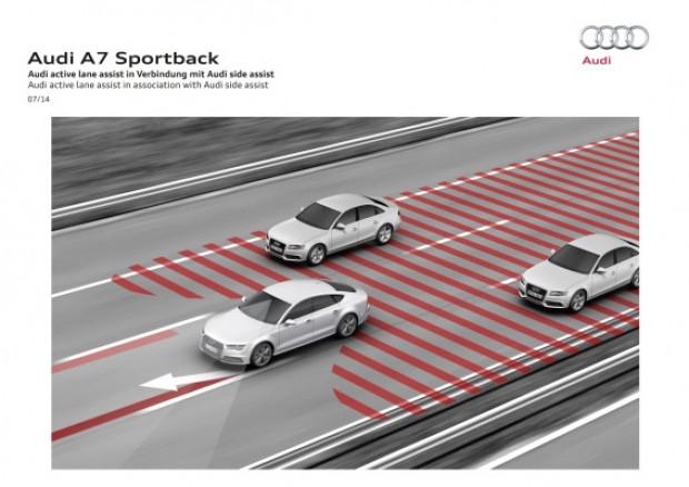 Audi'nin self-driving RS 7 test sürüşü - Page 2