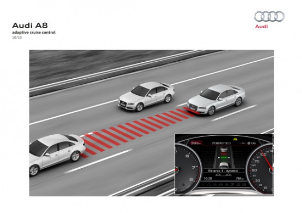 Audi'nin self-driving RS 7 test sürüşü - Page 3