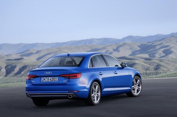 Audi'nin yeni nesil A4'ü satışa çıkıyor - Page 1