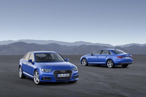 Audi'nin yeni nesil A4'ü satışa çıkıyor - Page 2