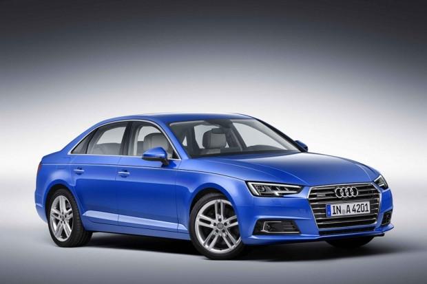 Audi'nin yeni nesil A4'ü satışa çıkıyor - Page 4