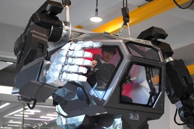 Avatar'da gördüğümüz robot üretildi! - Page 1