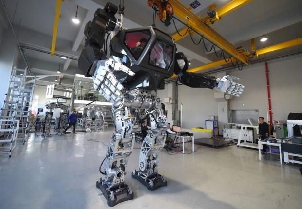 Avatar'da gördüğümüz robot üretildi! - Page 3