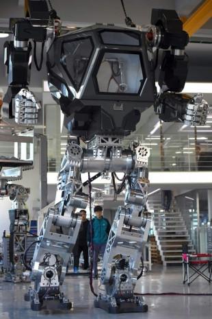 Avatar'da gördüğümüz robot üretildi! - Page 4