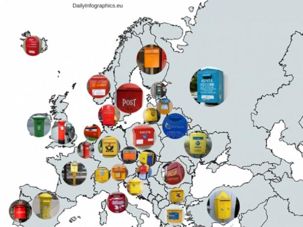 Avrupa haritasını bu şekilde gördünüz mü? - Page 2