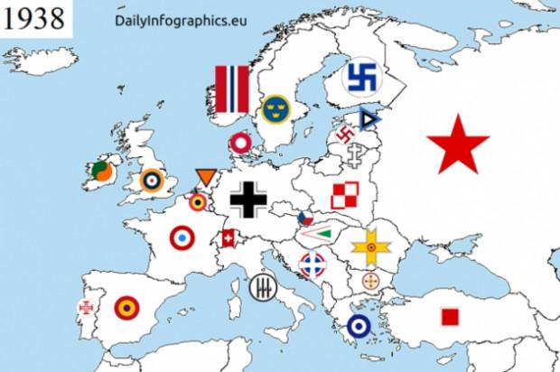 Avrupa haritasını bu şekilde gördünüz mü? - Page 4