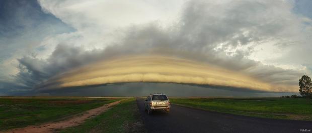 Avustralya'dan sıradışı gök manzaraları - Page 3