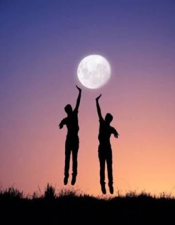 Ay ile çekilen ilginç fotoğraflar! - Page 3