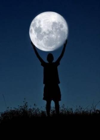 Ay ile çekilen ilginç fotoğraflar! - Page 4