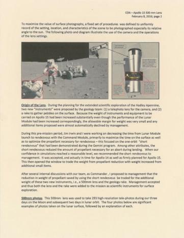 Ay'da kullanılan ilk kamera açık arttırmayla satılıyor! - Page 4