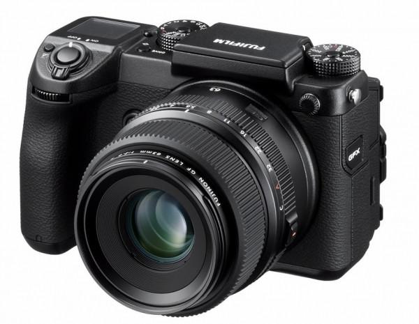 Aynasız Orta Format fofoğraf makinesi Fujifilm GFX 50S - Page 2