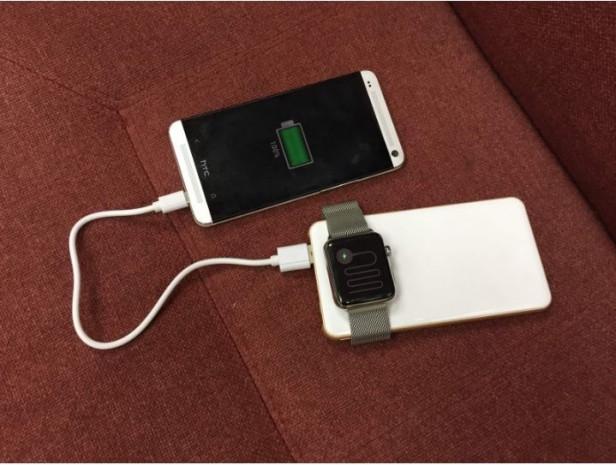 Aynı anda hem iPhone hem Apple Watch'ı şarj ediyor! - Page 4