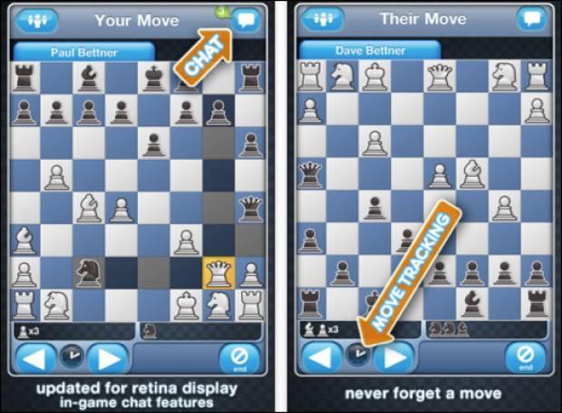 Bağımlılık yaratan iPhone Multiplayer Oyunlar - Page 2