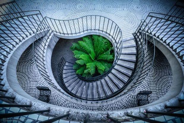 Bakarken başınızı döndürecek merdiven mimarileri! - Page 4