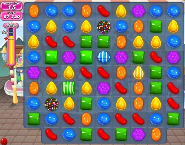 Bakın Candy Crush'ın asıl görevi neymiş! - Page 1