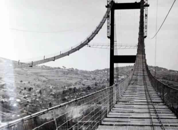 Bakın ilk Boğaz köprüsü nasıl yapıldı? - Page 2