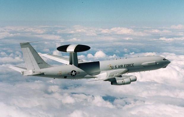 Barış Kartalı AWACS, ilk uçuşunu Konya'da yaptı! - Page 1