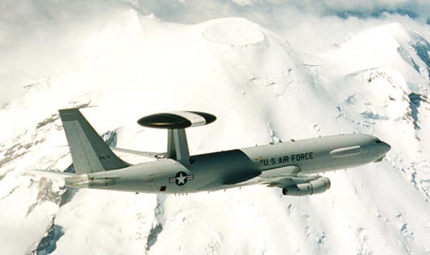 Barış Kartalı AWACS, ilk uçuşunu Konya'da yaptı! - Page 2