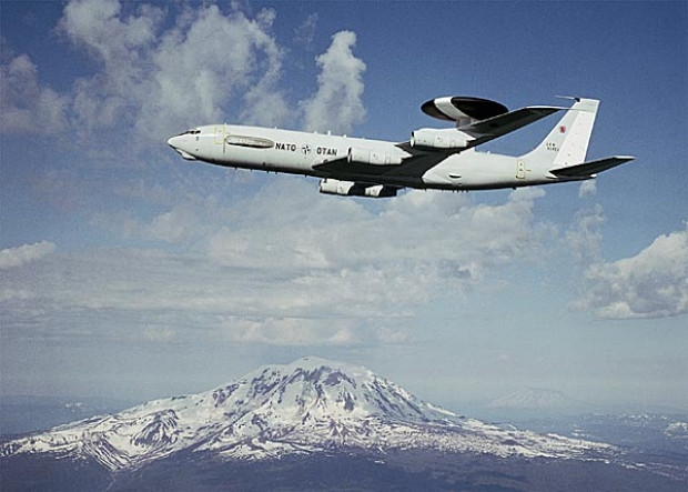 Barış Kartalı AWACS, ilk uçuşunu Konya'da yaptı! - Page 3