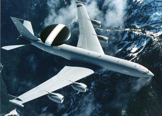 Barış Kartalı AWACS, ilk uçuşunu Konya'da yaptı! - Page 4
