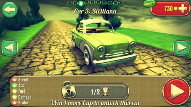 Baş döndüren bir yarış oyunu: Vertigo Racing - Page 4