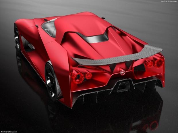 Baş döndüren Nissan 2020 Vizyonu Gran Turismo konsepti - Page 2