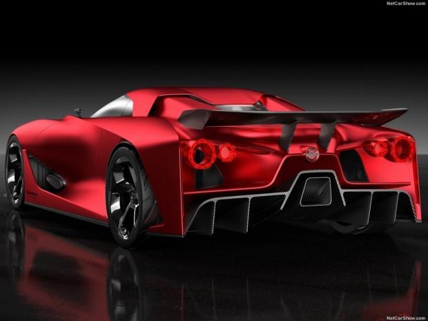 Baş döndüren Nissan 2020 Vizyonu Gran Turismo konsepti - Page 3
