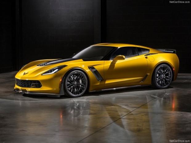 Baş döndüren tasarımı ile Chevrolet Corvette Z06 - Page 3