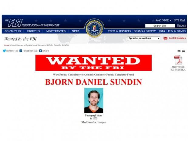 Başına ödül konan siber suçlular! - Page 1