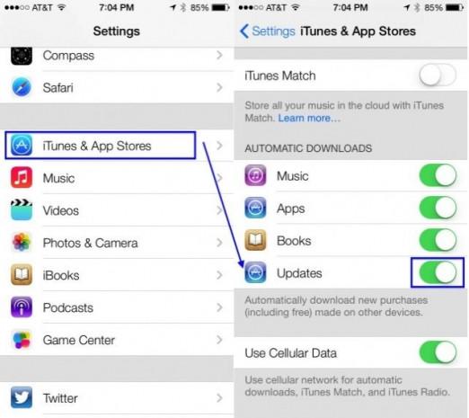 iOS 7'de Batarya ömrünü uzatın! - Page 1