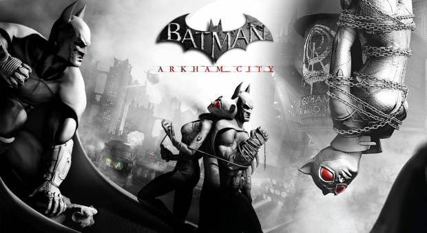 Batman Arkham City' den müthiş duvar kağıtları - Page 1
