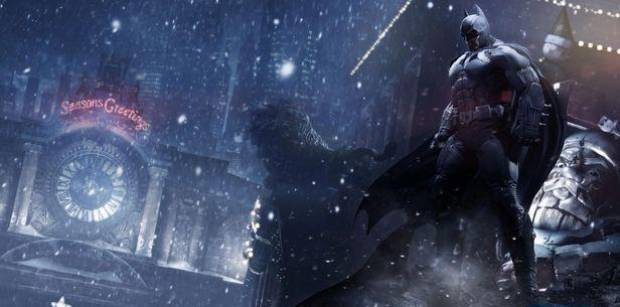 Batman Arkham Origins ekran görüntüleri - Page 1