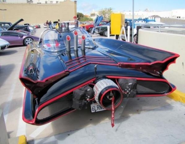 Batman ve Superman filminde  Batmobil nasıl olacak? - Page 4
