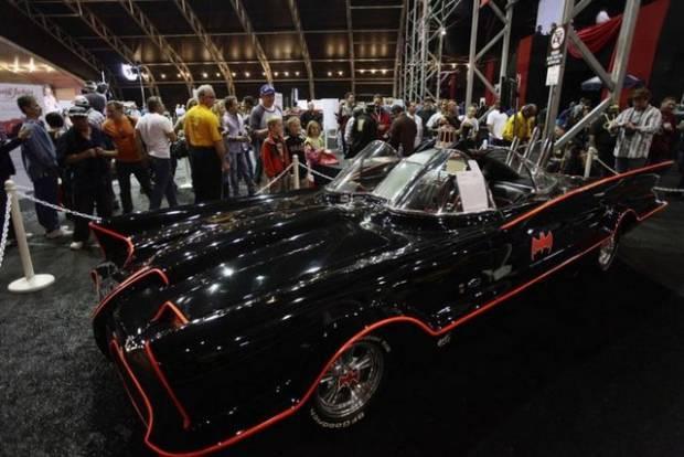 Batmobile 4.2 milyon $'a satıldı! - Page 1