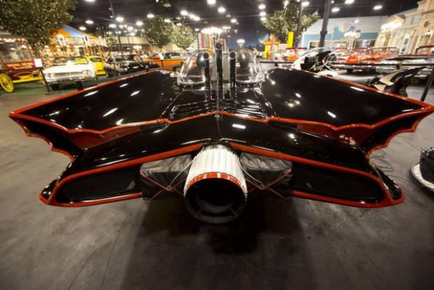 Batmobile 4.2 milyon $'a satıldı! - Page 2