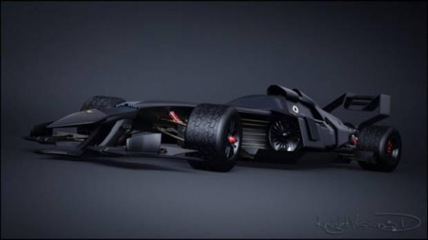 Batmobil'in Formula 1aracı ortaya çıktı - Page 3
