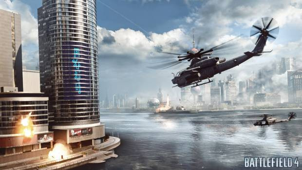 Battlefield 4'ten E3 görselleri - Page 1