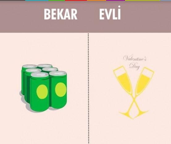 Bekar ile evli erkek farkları! - Page 2