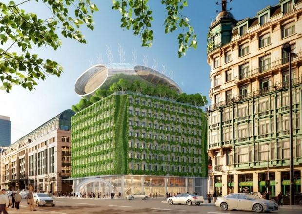 Belçika'da artık apartmanlar böyle olacak - Page 2