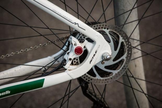 Benelli Achle 29 İtalyan'ın yeni şarjlı bisikleti! - Page 2