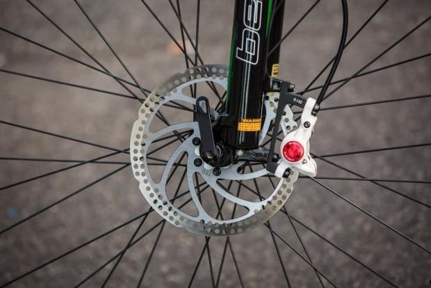 Benelli Achle 29 İtalyan'ın yeni şarjlı bisikleti! - Page 3