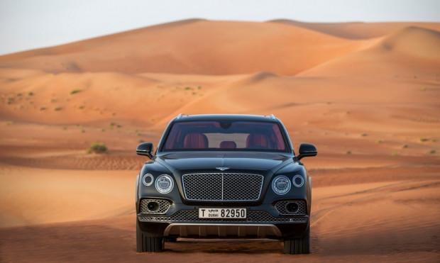 Bentley, Bentayga 4WD'yi tanıttı! - Page 2