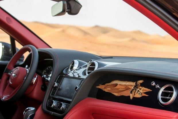 Bentley, Bentayga 4WD'yi tanıttı! - Page 4